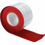 Book Repair Tape Filmoplast T (25384) dims: 10m x 3cm roll - Red