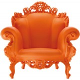 EBL Series Proust chair, orange