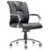 FBB Office Series 023A-PU Technoleather
