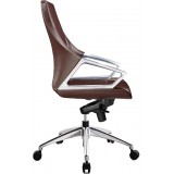 FBB Office Series Graph Chair 026B-PU Technoleather