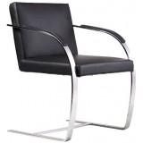 FBB Series Brno flat chair Technoleather (PU)