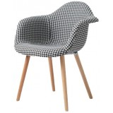 CF Series Eames (DAW inspired) Upholstered dk11 chair