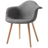CF Series Eames (DAW inspired) Upholstered dk13 chair