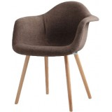 CF Series Eames (DAW inspired) Upholstered dk15 chair
