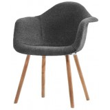 CF Series Eames (DAW inspired) Upholstered dk16 chair