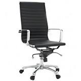 FBB Series Eames office Aluminum range ΗT31 Leather-Mesh