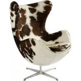 FBB Series Egg chair m.04(ps) tilt function Pony skin
