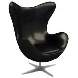 FBB Series Egg chair mD01 tilt function Leather