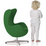 FBB Series Egg kid chair Cashmere