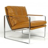 FBB Series Fabricius 710 Lounge Chair Technoleather (PU)