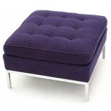 FBB Series Florence Knoll Ottoman Technoleather (PU)