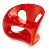FBB Series Hara chair, molded Fiberglass