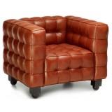 FBB Series Kubus armchair Technoleather (PU)