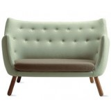 FBB Series Pelican chair 2 seater Cashmere
