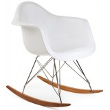 FBB Series Eames Rocking chair molded ABS