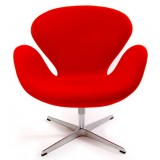 FBB Series Swan chair Cashmere
