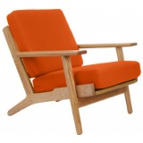 FBB Series GE-290 armchair Cashmere