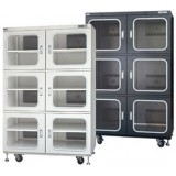 F-ANC Dry Cabinet 1436L N2 w/LED display