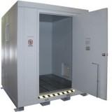 F-ANC Outdoor HazMat Storage Enclosure 9drum