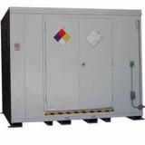 F-ANC Outdoor Agri-Chemical Storage Enclosure 12u/16s