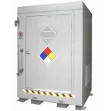 F-ANC Outdoor Agri-Chemical Storage Enclosure 2u