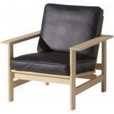 FCC Series 2451 Armchair leather