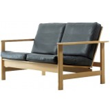 FCC Series 2451 2S Sofa leather