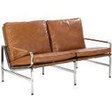 FCC Series FK 6720 2 seater Sofa leather