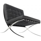 FCC Series Barcelona Chair leather