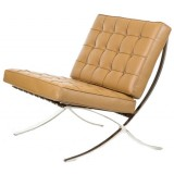 FCC Series Barcelona Chair technoleather