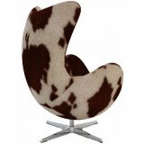 FCC Series Egg Chair ponyskin