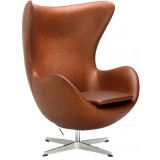 FCC Series Egg Chair leather