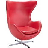 FCC Series Egg Chair technoleather