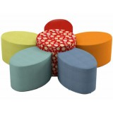 FCC Series Fiore ottoman fabric