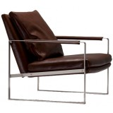 FCC Series Leman Lounge Chair leather