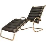 FCC Series Mr Adjustable Chaise Longue fabric