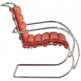 FCC Series Mr Lounge arm chair leather