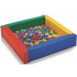 ΣΕΙΡΑ FG NURSERY  - FGN0C09-01. Ορθογώνια πισίνα με μπάλες από αφρώδες &up