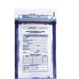 "Evidence Collection & Security Bags 9x12"" (100/pkg) EB-M"