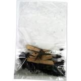 "Evidence Collection Bags Nylon Arson 12x18"" (20/pkg)"