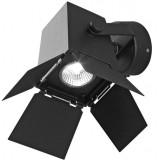 Zero, Foto Black, Spot Halogen light (wall / ceiling fixture)