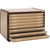 ME Series RollerGlide 50 with 3, AQ Plus drawers of 1610 x 1290