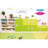 Nursery Series Colores σετ 3