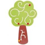 "Nursery Series Απλίκα σε σχήμα ""δένδρου"". Διαστάσεις: Π600 x Υ1010 χι&lambda"
