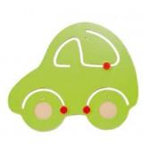 "Nursery Series Απλίκα σε σχήμα ""αυτοκινήτου"". Διαστάσεις: Π600 x &Up"