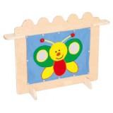 Nursery Series BabyC. M.02. Πανέλο με ζωγραφιά.