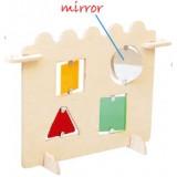Nursery Series BabyC. M.04. Στοιχείο με σχήματα.