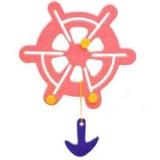 "Nursery Series Απλίκα σε σχήμα ""τιμονιού"". Διαστάσεις: Π495 x Υ445 χι&lambd"