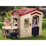 Nursery Series MJ107143 - Σπίτι με υπαίθριο χώρο + επίπλωση