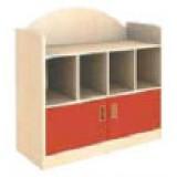 Nursery Series SANLANDIA D094204-0-00-05   Σταθερό Ερμάριο.  Άνω επιφάνεια χρηστική. Κατ&